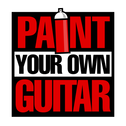 Welcome To Paint Your Own Guitar!